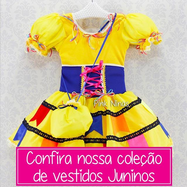 Vestidos-Juninos