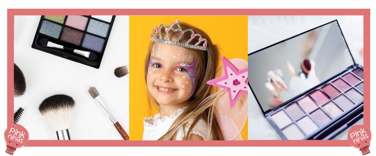 Maquiagem para crianças: o que usar