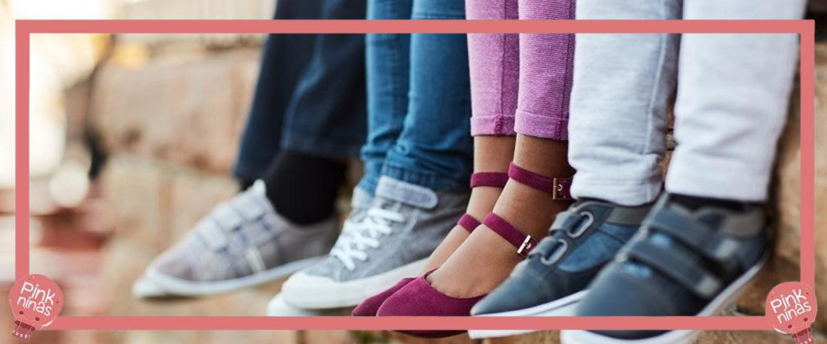 Como escolher o melhor calçado para as crianças?