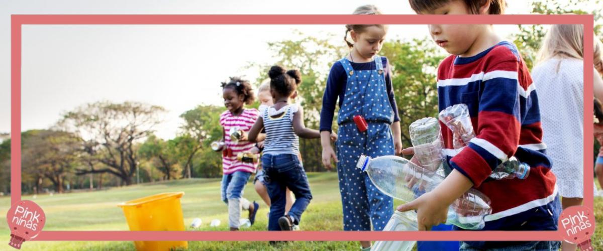 Como conscientizar ecologicamente sua filha?