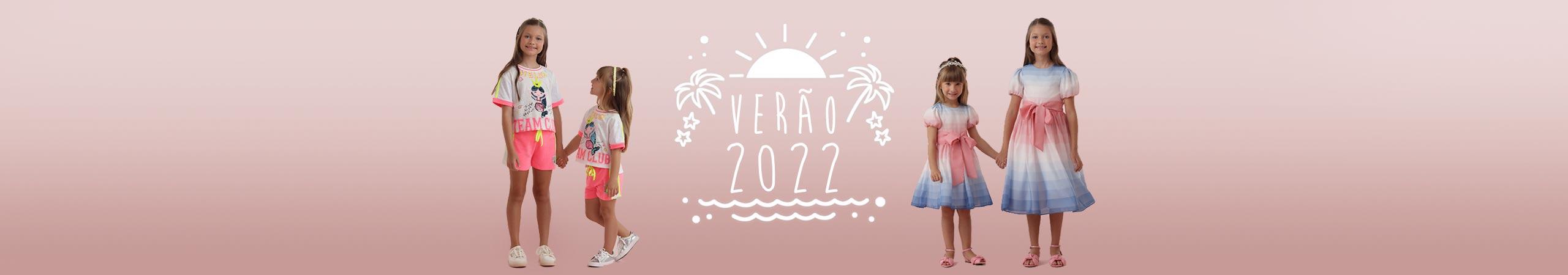 Pré-lançamento Verão 2022