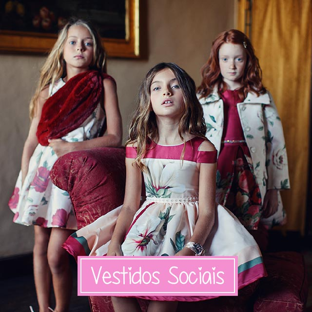Vestidos Sociais