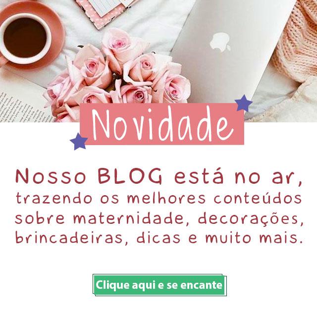Lançamento Blog
