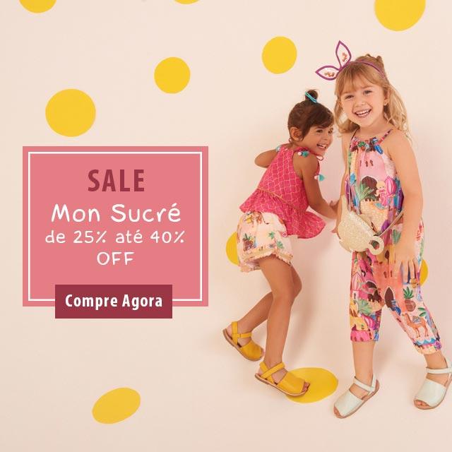 SALE - Mon Sucré