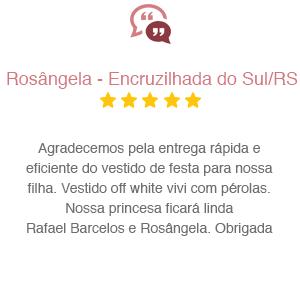 Rosângela - Encruzilhada do Sul/RS