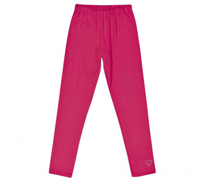 Calça Legging Infantil Pink de Cotton Light
