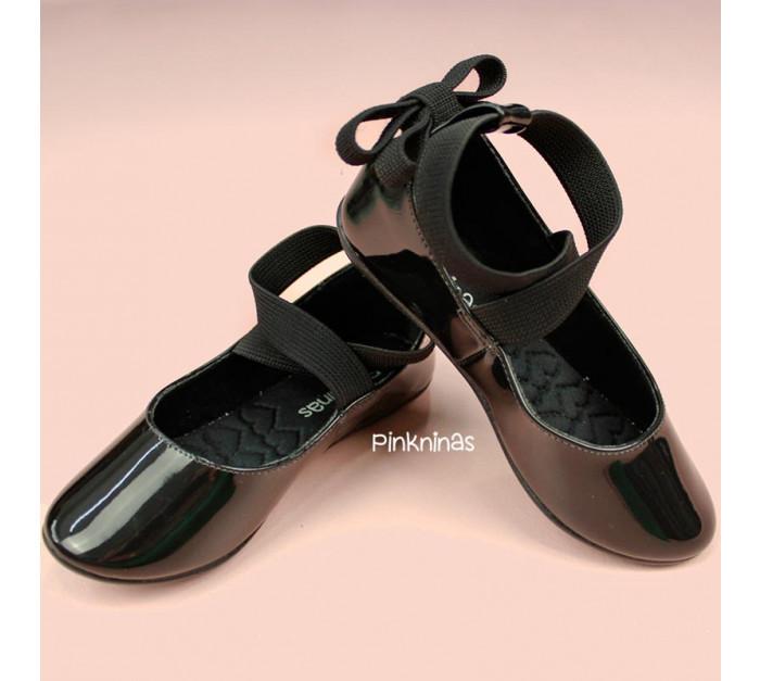 sapato-infantil-verniz-soft-preto-bailarina-laco-duplo-destaque