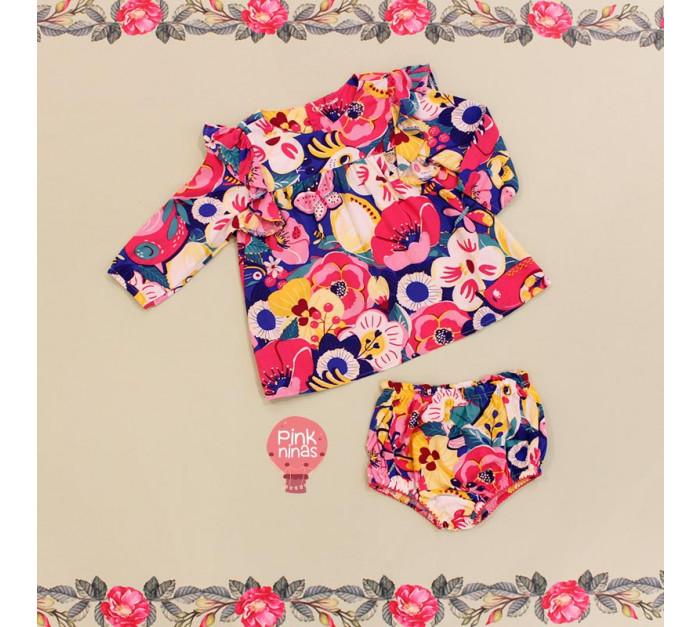 vestido-infantil-rosa-mon-sucre-floral-viscose-bebe-frente