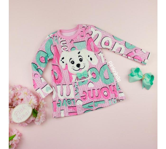 vestido-infantil-bebe-rosa-mon-sucre-cachorrinho-body