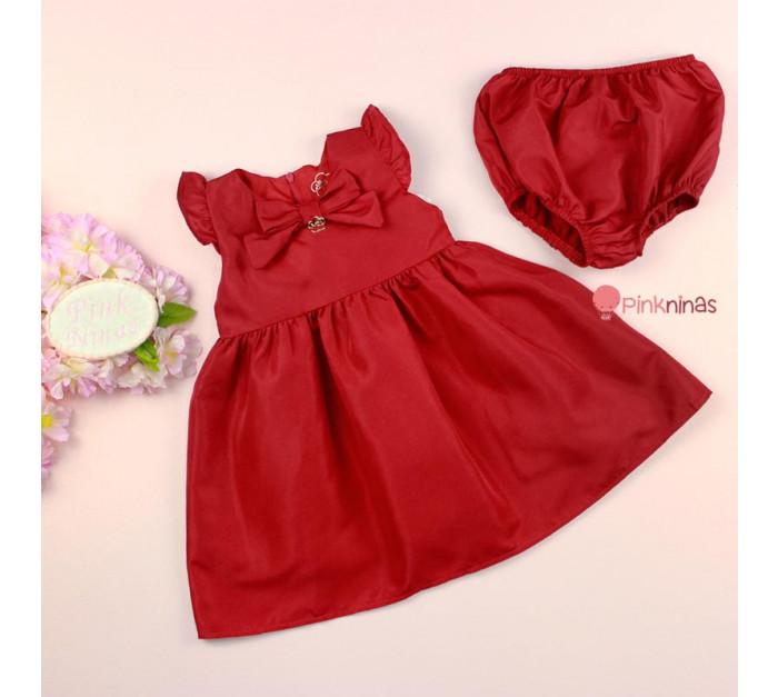 vestido-infantil-bebe-vermelho-mon-sucre-naty-happy-time-calcinha-frente