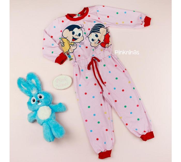 pijama-infantil-rosa-turma-da-monica-mon-sucre-macacao-poas-frente