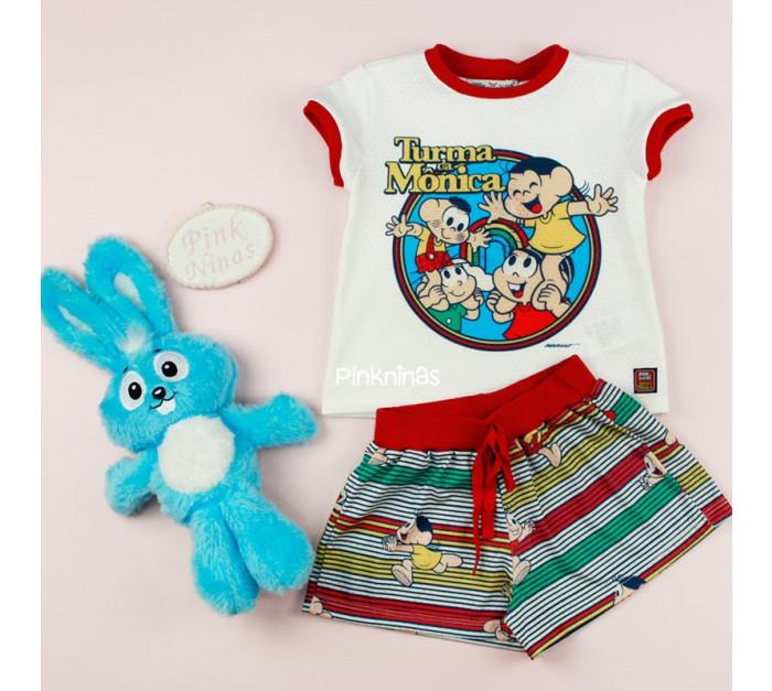 pijama-infantil-vermelho-turma-da-monica-mon-sucre-hora-da-soneca-frente