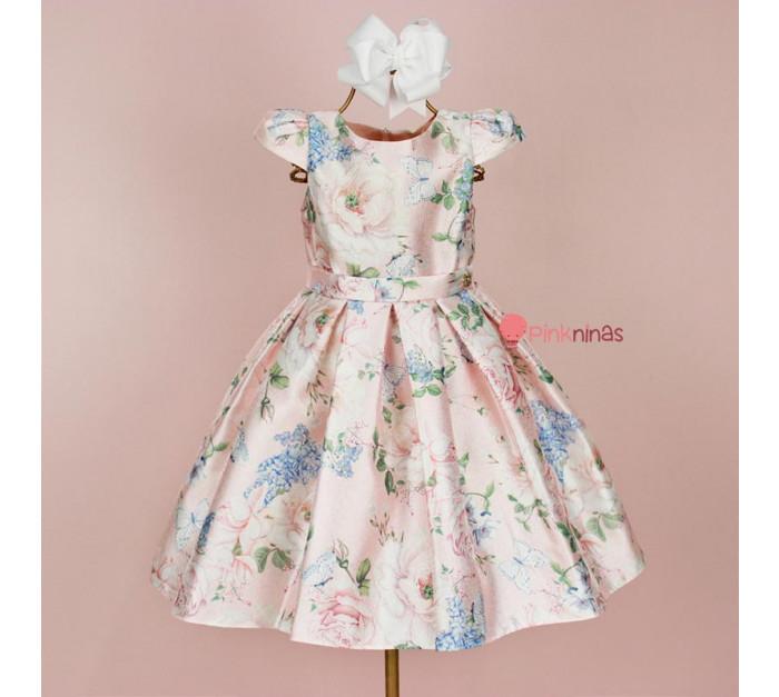 vestido-infantil-rosa-petit-cherie-romantic-andry-frente