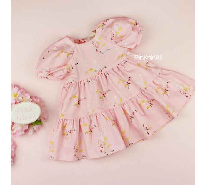 vestido-infantil-bebe-rosa-petit-cherie-natural-tricoline-floral-frente