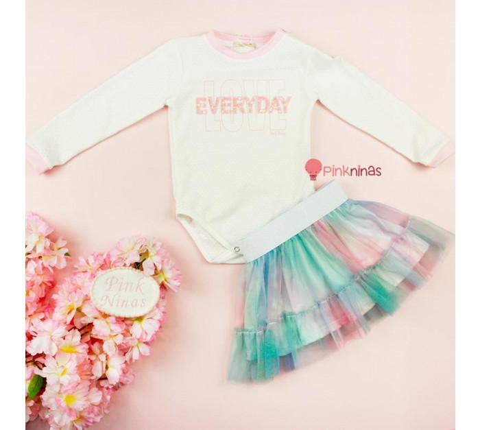 conjunto-infantil-bebe-petit-cherie-candy-color-body-saia-frente