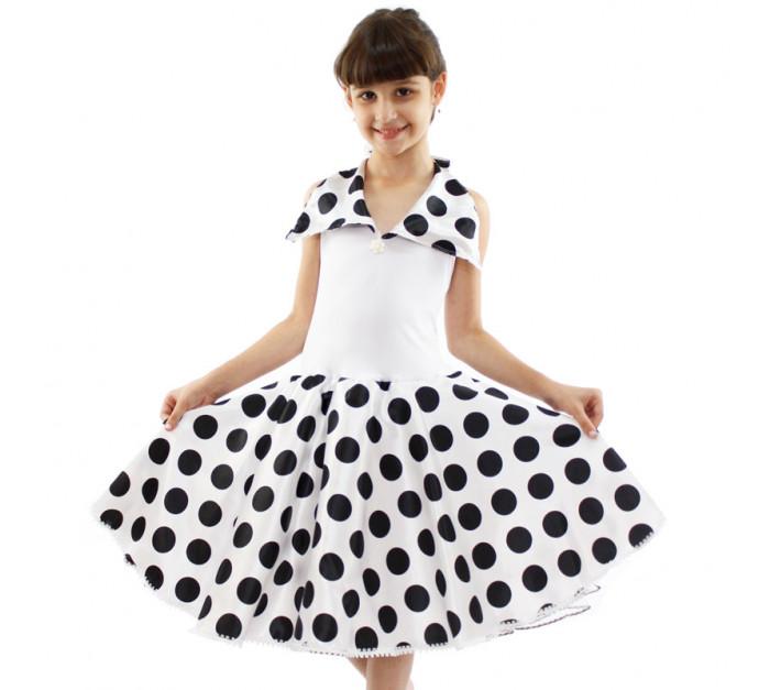 fantasia-infantil-vestido-anos-60-branco-com-bolas-pretas-1