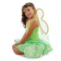 Fantasia Infantil Vestido Sininho + Asa