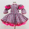 vestido-infantil-de-festa-junina-xadrez-rosa-coracoes-bolsinha7