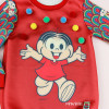 vestido-infantil-vermelho-turma-da-monica-mon-sucre-pompons-multicoloridos-estampa