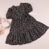 vestido-infantil-preto-petit-cherie-natural-de-tricoline-floral-rosa-frente
