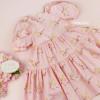 vestido-infantil-rosa-petit-cherie-natural-de-tricoline-floral-detalhe
