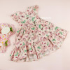 vestido-infantil-rosa-petit-cherie-natural-de-tricoline-bike-frente