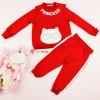 conjunto-infantil-bebe-vermelho-petit-cherie-blusa-e-calca-princess-frente