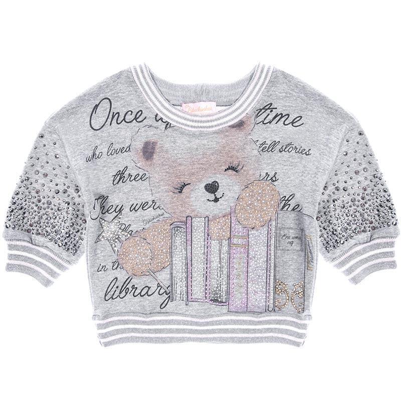 blusa de frio infantil feminina