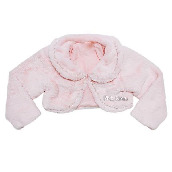 casaco feminino infantil