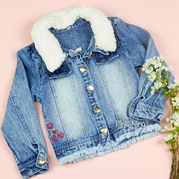 casaco de frio infantil feminino